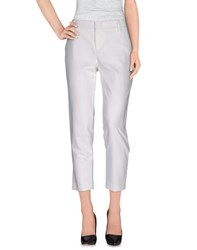Alice Olivia Alice Olivia Trousers Casual Trousers Women White