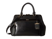 Dkny Vintage Satchel Black Satchel Handbags