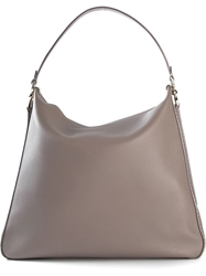 Bertoni 1949 'Maddalena' Shoulder Bag Grey