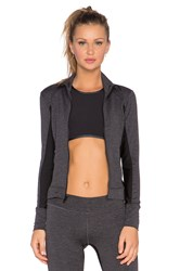 Solow Space Dye Jacket Charcoal