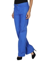 Swildens Casual Pants Bright Blue