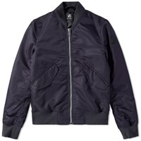 Paul Smith Ma 1 Flight Jacket Blue