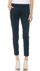 Crippen 33 Trousers Faded Navy