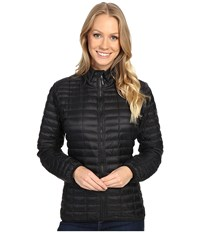 Adidas Flyloft Jacket Black Utility Black Women's Coat