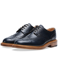 Bruno Gibson Brogue Navy
