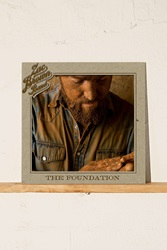 Urban Outfitters Zac Brown Band The Foundation Lp Black