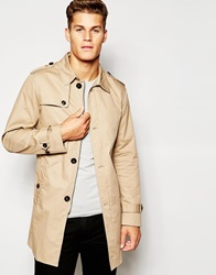 Esprit Trench Coat Camel