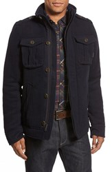 Men's Jeremiah 'Levi' Stand Collar Jacket
