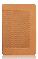 Tumi 'Prism' Leather Ipad Mini Case