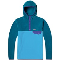 Patagonia Synchilla Snap T Hoody Electron Blue