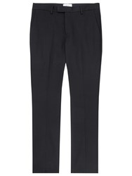 Reiss Westbury Slim Fit Chinos Deep Navy