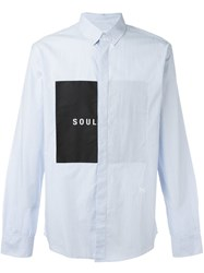Soulland 'Neatherall' Shirt Blue
