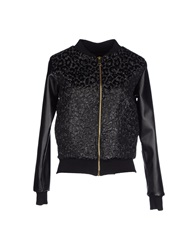Jijil Jackets Black