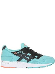 Asics Gel Lyte V Miami Suede Sneakers