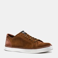 Coach York Lace Sneaker Toffee