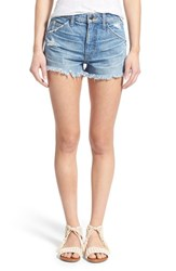 Joe's Jeans Women's Joe's 'Collector's Wasteland' Cutoff Denim Shorts Mazie
