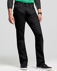 True Religion Jeans Ricky Relaxed Fit In Black Midnight Black Midnight1