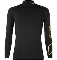 2Xu Alpine Mcs Thermal Compression Top Black