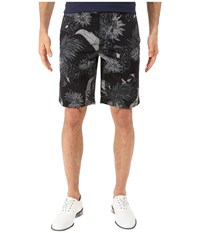 Hugo Boss Liem2 Print W 101883 Black Men's Shorts