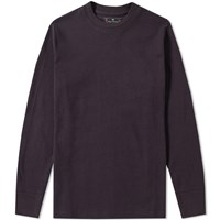 Nigel Cabourn Long Sleeve Tee Black
