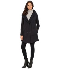Spiewak Jersey Catalina Jacket Spfow0086fwj01 Total Eclipse Navy Women's Coat Black