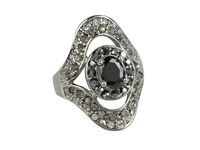 Guess 56142 21C Stones Silver Ring
