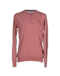 Become Knitwear Jumpers Men Pastel Pink