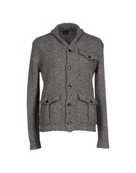 Henry Cotton's Cardigans Grey
