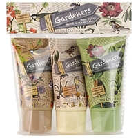 Heathcote And Ivory Gardeners Shea Butter Hand Cream Trio 3 X 30Ml