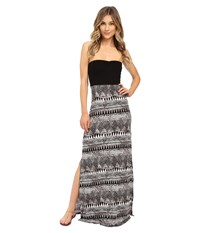 Hurley Tomboy Maxi Dress White Women's Dress