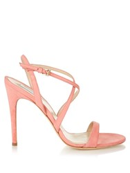 Max Mara Carella Sandals Coral