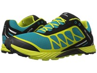 Scarpa Atom Abyss Lime Men's Shoes Green