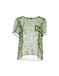 Gryphon Blouses Acid Green