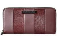 Kendall Kylie Clarence Wallet Red Plum Wallet Handbags