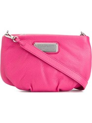 Marc By Marc Jacobs 'New Q Percy' Crossbody Bag Pink And Purple