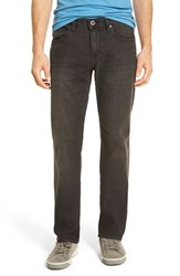 Men's Travis Mathew 'Duke' Relaxed Fit Jeans Charcoal