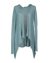 Manila Grace Denim Knitwear Cardigans Women