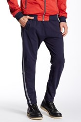 Antony Morato Side Stripe Jogger Blue