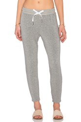 Stateside Fleece Sweatpant Gray