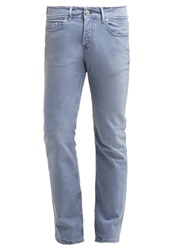 Baldessarini Straight Leg Jeans Blaubeige Blue Denim