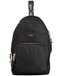 Tumi Voyageur Brive Sling Backpack Black