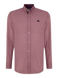 State Of Art Long Sleeve Casual Shirt Purple