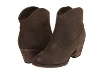 Soundoff Brown Vintage Worn Women's Pull On Boots