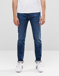 Levi's 512 Skinny Tapered Jeans Evolution Creek Evolution Creek Blue