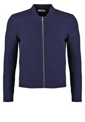 Eleven Paris Ragic Cardigan Encre Dark Blue
