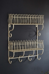 Abigail Wire Shelf Urban Outfitters