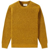 Folk Moes Crew Knit Yellow