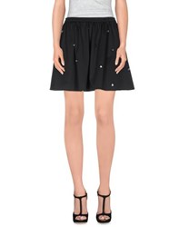 Maison Espin Skirts Mini Skirts Women Black