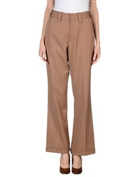 Bomboogie Trousers Casual Trousers Women Camel