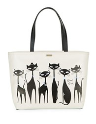 Kate Spade Cool Cat Francis Tote Multi Colored